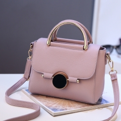 New Simple Female Bag Sweet Fashion Sports Slung Shoulder Bag lavender one size