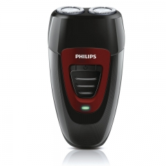 PHILPS Men's Electric Shaver Motor Double Cutter Head Rechargeable Razor