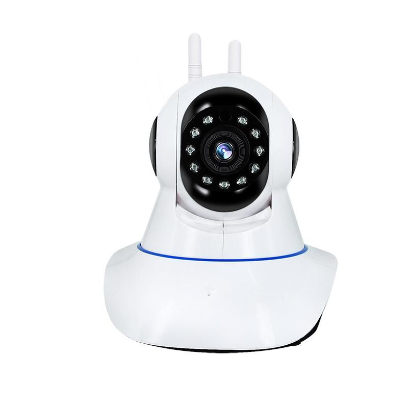 Wireless Remote Surveillance Camera Network HD Camera Shaking Machine WiFi Remote Monitor IP Camera 1