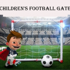 Children's Toys Sports football toys 120cm wide indoor soccer gate Children sports toys as picture 120cm