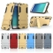 OPPO F3 Iron Man Armor Phone Case 2 in 1 Stand Anti-fall Cover Case Grey for OPPO F3