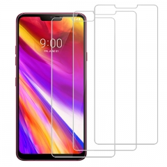[3-Pack]- Shinwo for LG G7 Plus ThinQ [Bubble Free] [Tempered Glass] Screen Protector