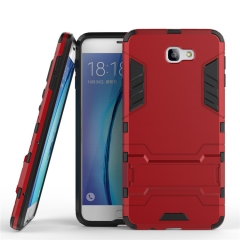Samsung Galaxy J7 Prime / On7 2016 Smartphone Case Rugged Armor [Drop-protection] with Kickstand colour6 for Samsung Galaxy J7 Prime / On7 2016 Smartphone