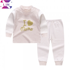 XLIN Baby Boys Girl'S Spring And Autumn New Clothes Cotton Cartoon Outfits Set Tops+Pants NY02 66CM