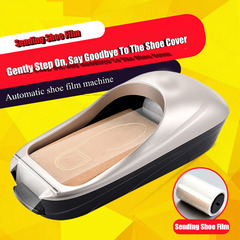 Shoe Cover Machine - Disposable Shoe Cover For Home Floor Protection, Suitable For All Footwear
