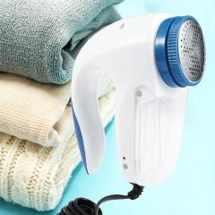 Electric Clothing Lint Pills Removers Machine /Rugs / Sweater/Clothes Pellets Cutting Machine Bue 15 x 14 x 6cm EU Plug