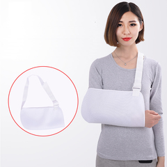 Breathable Forearm Sling Medical Rotator Cuff Wrist Support Shoulder Dislocated Fracture Brace