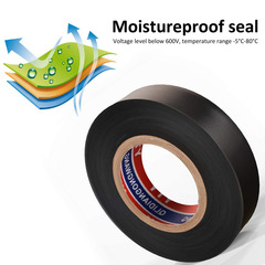 10 Pcs Professional-Grade Electrical Tape Industrial Uses Insulating Flame Retardant Electrical Tape