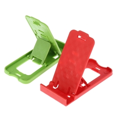 Multi-function Adjustable Mobile Phone Holder Stand Portable Support for MP4 MP5 Tecno Huawei Xiaomi Random Color 3.4 X 7.1cm Mobile Phone Holder 80