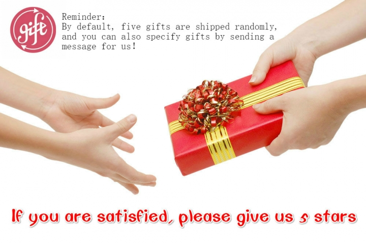 1Pcs gift. Random delivery. If you need to specify, you can send us a message. Gift description 1pcs