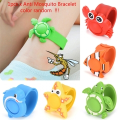 1 Pcs Children Silicone Outdoor Mosquito Killer Repellent Bracelet Anti Mosquito Repellent Reusable