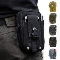 Mens Mini 1 PCS Waist Bag Belt Fanny Pack Waist Pouch Backpack Tactical For Travel Outdoor Sport A one size