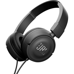 JBL T450  Stereo Headset Headphone Earphone for iPhone Samsung Android Earphones subwoofer Headset black one size