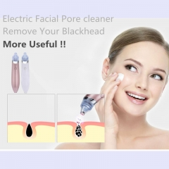 Electric Facial Pore cleaner Blackhead Remover Vacuum Acne Cleanser Face Skin Care Beauty Instrument