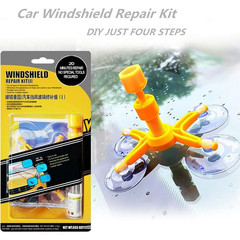 Windshield Repair Kits DIY Car Window Repair Tool