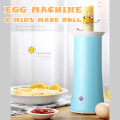 New Automatic Household Rolls Egg Cups Breakfast Egg Machine Boiled Eggs Cup Egg Roll Kitchen Tools as pic one size