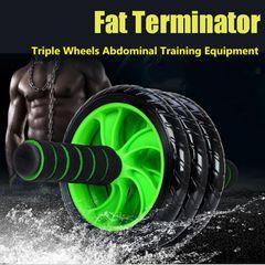 Abdominal Wheel Abs Round Thin Waist-abdominal Training Abdominal Exercise Fitness Equipment