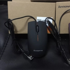 New OEM computer mini-USB cable photoelectric mouse with fashionable appearance and good handle black as the picture shows