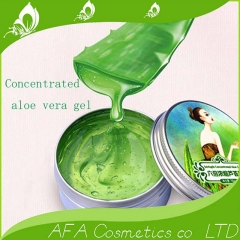 Pure Natural Aloe Vera Gel Wrinkle Removal Moisturizing Anti Acne Oil-Control Sunscreen Cream