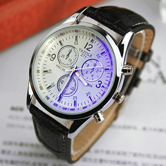 2019men watches Men Business Wristwatch Luxury Famous Male Clock Sports Quartz Watch Valentines Gift white black