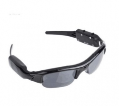 Multi-functional digital sunglasses for outdoor biking mountaineering camera