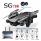 SG700 New Upgraded Single/Dual FPV HD Camera RC Drone black SG700