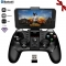 Bluetooth Gamepad Game Controller Joystick with Bracket Compatible with Android IOS PC PS3