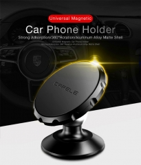 FAFT Magnetic Automobile Mobile Phone Holder Aluminum Alloy General Mobile Phone Holder black general general 100