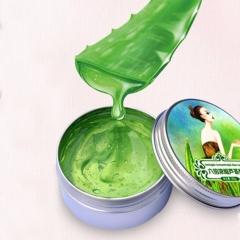 FAFT Natural Aloe Vera Gel Anti-wrinkle Moisturizer Anti-acne Anti-sensitive Aloe Sunscreen 1#