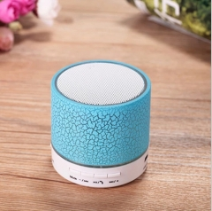 Item: A 9 Low price portable music bluetooths shower BT speaker wireless wifi speaker blue 6.2*6.2*6cm