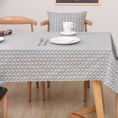 Nordic Fresh Style Table Cover Living Room Side Bedside Tablecloth Many Colors and Sizes 1 90*140 cm