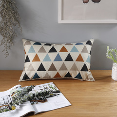 Nordic Style Sofa Pillowcase for Car Office Bedding Home Sofa Cushion Pillow Cover Pillow Case 8 30*50 cm
