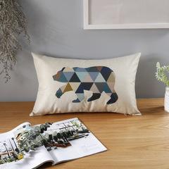 Nordic Style Sofa Pillowcase for Car Office Bedding Home Sofa Cushion Pillow Cover Pillow Case 11 30*50 cm