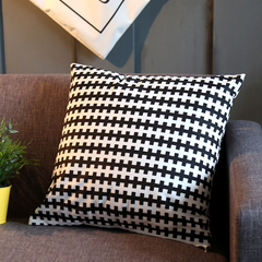 Nordic Geometric Sofa Pillowcase Modern Style for Car Office Bedding Home Sofa Cushion Pillow Cover 7 44*44 cm