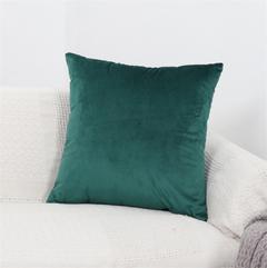 Nordic Fresh Premium Velvet Pillow Covers Sofa Cushion Bedding Pillow Car Seat Backrest Pillowcase 2 45*45 cm