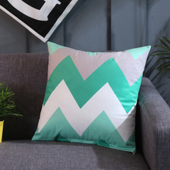 Nordic Style Home Decoration Textile Living Room Sofa Pillowcase Modern Flannel Pillow Cushion Cover 9 45*45 cm