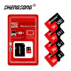 Micro sd card 8G16G32G64G128G memory cards class 10 cartao de memoria for Phone/Tablet/Camera as the picture class 10 8gb flash drive