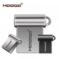 High speed Mini Pendrive 32gb16gb8gb metal 4G usb  pen drive 64G memory stick thumbdrive u disk gift black usb 2.0 1gb flash drive
