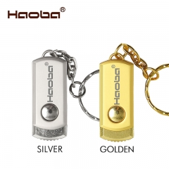 USB Flash Drive 64gb pendrive 32GB Metal Pendrives Memory Stick Storage Device Memoria U Disk gold usb 2.0 4gb flash drive
