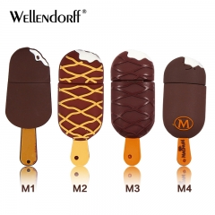 Ice cream Usb flash drive 128gb 64gb pendrive 32gb 16gb memory stick  pen drive 8gb 4gb U disk m1 usb 2.0 1gb flash drive