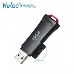 Netac 16G USB Flash Drive 2.0 Pendrive 32GB USB Stick Write Protect Encrypted Memory Plastic U Disk as the picture usb 2.0 8g flash drive