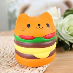Squishy Toys Children Slow Rising Toy Cat Squishies Stress Relief Toy AS SHOW as show