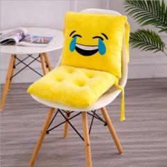 Detachable Siamese Hand Warmer Siamese Cushion Thicken Chair Stool Chair Cushion A one size