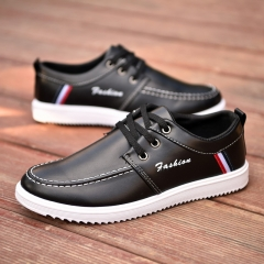 Spring new breathable anti-skid shoes black 39