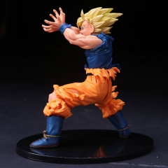 Animation Seven Dragon Balls Shock Sun Wu Hand-held Battle Saiya People kids toys christmas gift 1 none