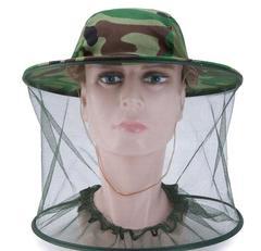 Mosquito cap beekeeping cap Summer net cap Outdoor anti-mosquito yarn net working cap tea cap