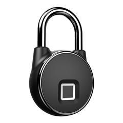 Fingerprint Lock Intelligent Lock Household Luggage Dormitory Storage Cabinet  Anti-theft Waterproof