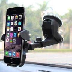 Multifunctional sucker-type instrument stand for mobile phone holder stand black one size other other