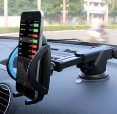 Multifunctional mobile phone bracket telescopic mobile phone car holder stand