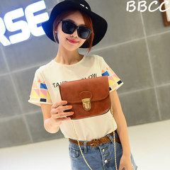 Expansion Promotion, Crazy Price Reduction Chains  Bags Shoulder Skew Mobile Phone Wallet Women Bag black fashion bags